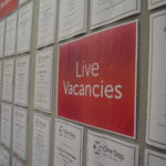 Vacancies board