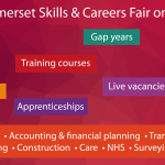 Sectors at the Careers Fair